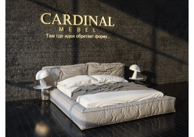 Кровать двуспальная Orléanais