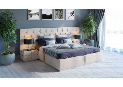 Кровать двуспальная Saintonge
